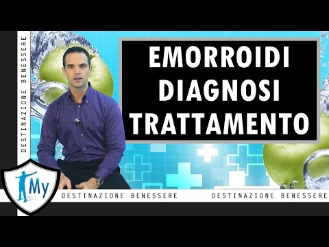 Unguento a emorroidi thrombotic