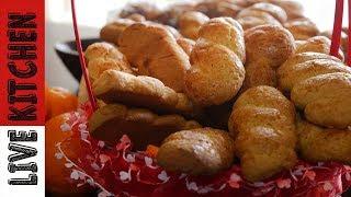Τα πιο εύκολα Πασχαλινά Κουλουράκια - Easy Easter Cookies - Einfache Osterkekse