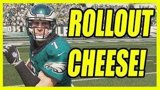 THAT ROLLOUT CHEESE! - Madden 16 Ultimate Team | MUT 16 XB1 Gameplay
