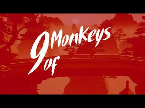 Видео № 0 из игры 9 Monkeys of Shaolin [Xbox One]