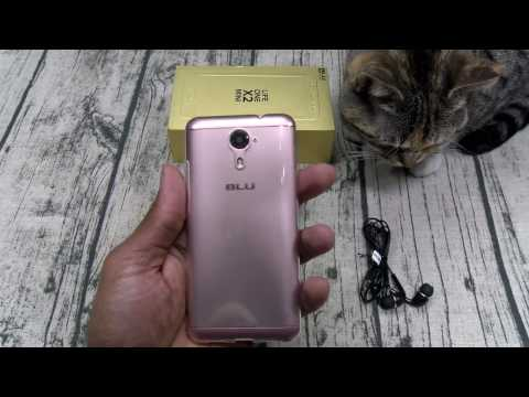 BLU Life ONE X2 Mini Unboxing and Review