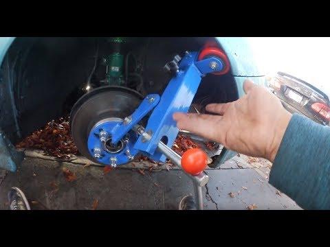 Celica GT-S Rolling the front fenders / wheel specs.