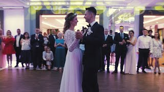 Zniewalający pierwszy taniec 2019 | Zuzia&Janek | Callum Scott - You are the reason