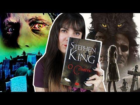O Cemitério - Stephen King [Livro x Filme]