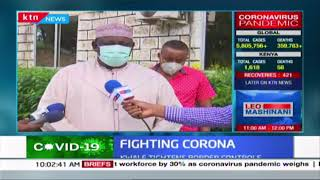 Fighting Corona: Kwale county tightens border controls