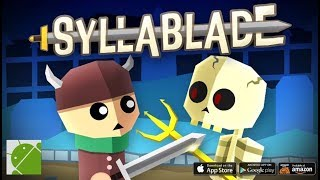 Syllablade - Android Gameplay HD