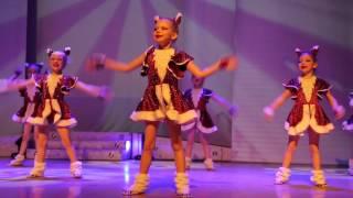 Детский Танец - Бурундуки (Студия Танца - ИЗУМРУД)