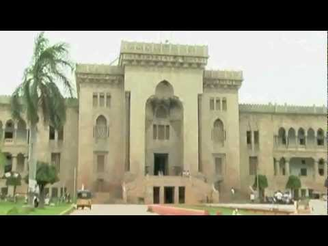 The spacious lawns in front of University College of Arts and Social Sciences on Osmania University is thronged by students and people living in nearby localities every day. The spacious laws and the open areas provide a perfect setting for relaxation in
