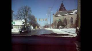 preview picture of video 'Driving into Sandusky OH to our Bar'