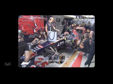 Official F1 debut Max Verstappen - FP1 Japanese GP 2014 at Suzuka