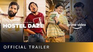 Hostel Daze Trailer