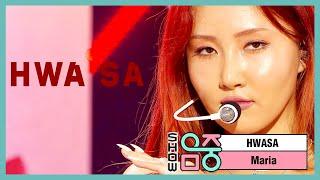 [쇼! 음악중심] 화사 -마리아 , HwaSa -Maria 20200704
