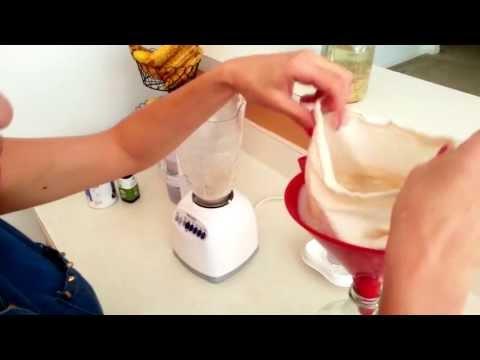 Πως να φτιάξετε γάλα από ρύζι