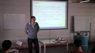 Стартапы - пионерам (part 2 of 3 HD). Британская Школа Дизайна