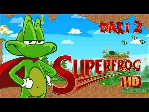 Superfrog HD PC