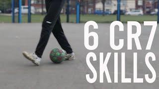 6 CR7 SKILLS | Cristiano Ronaldo Skills