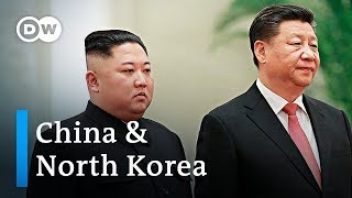 Kim Jong un welcomes China's President Xi Jinping for state visit   DW News