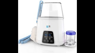 TBI PRO Bottle Warmer & Sterilizer HOW TO Unbox/Set up