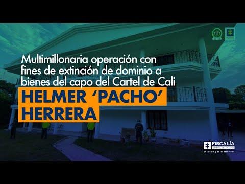 Fiscal Barbosa: Multimillonaria operación a bienes del capo del Cartel de Cali 'Pacho' Herrera