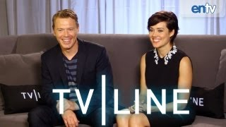 """The Blacklist"" Interview - Comic-Con 2013 - TVLine (spoilers potentiels)"