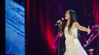 Anggun - Hallelujah at Concerto Di Natale 2016