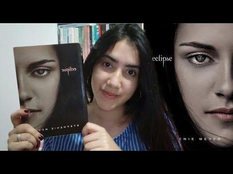 Eclipse | RESENHA | Leticia Ferfer | Livro Livro Meu
