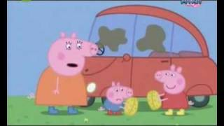 Peppa - Mycie samochodu