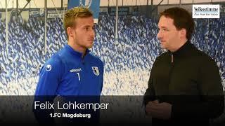 Felix Lohkemper im Gespräch