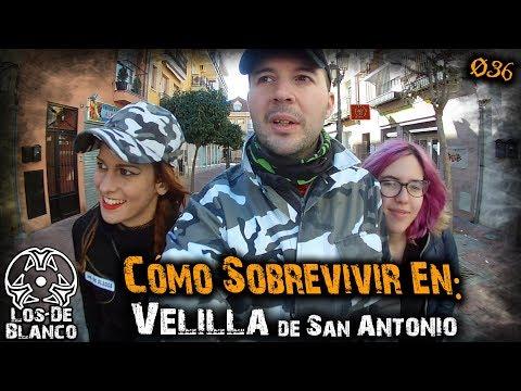 Survival Zombie Velilla de San Antonio Cómo Sobrevivir Ø36