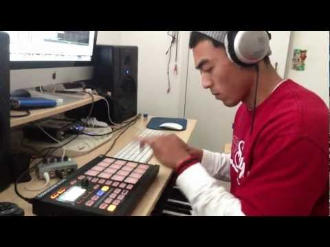 "Exclusive Beat Making Video The Ops Music-""Church Time"""