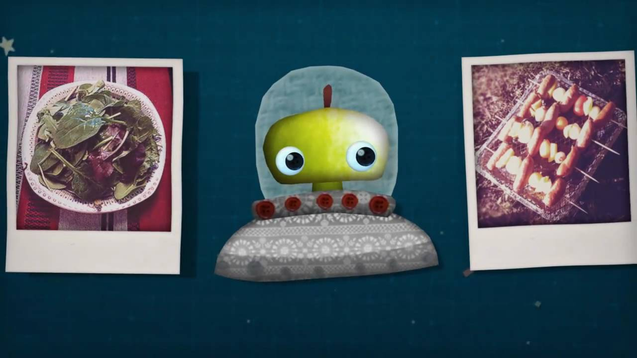 Kosmo Spin Is A Heroic Tale Of Breakfast And Balls