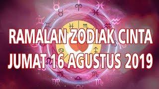 Ramalan Zodiak Cinta Jumat 16 Agustus 2019