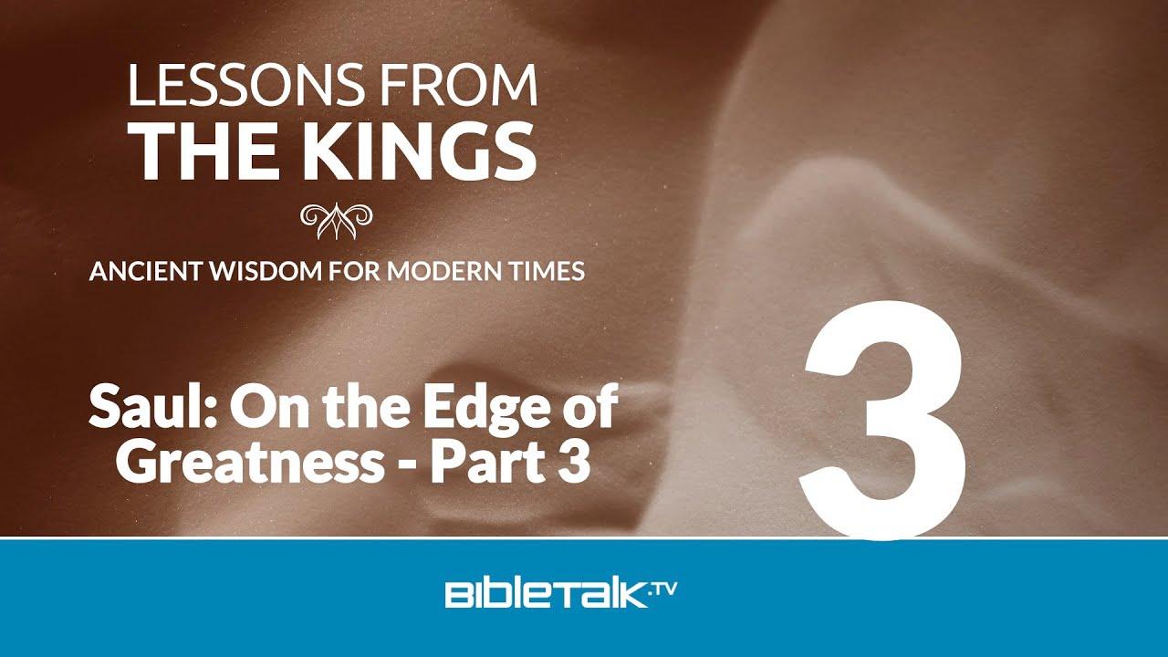 3. King Saul