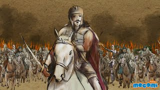 Ashoka the Great - Kings of India | History for Kids | Educational Videos by Mocomi