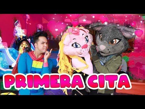 La Gatita Kimi Se Enamora - PRIMERA CITA /Kids Play