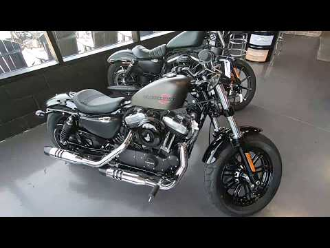 2020 Harley-Davidson XL 1200X Sportster Forty-Eight