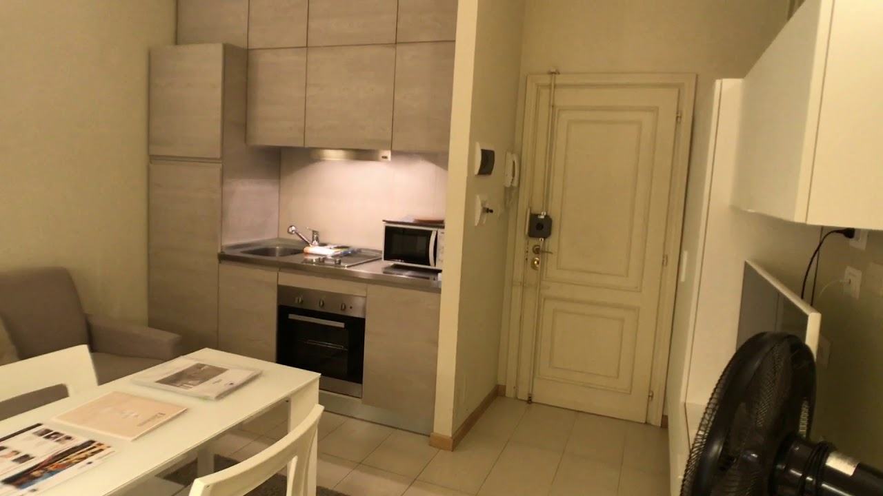 Modern 1-bedroom apartment for rent in San Annunziata