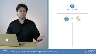 Astuce 3 - Bien installer ses applications