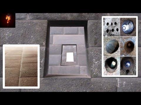 Advanced Ancient Ruins Found At Qoricancha?