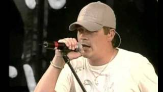 "3 Doors Down: ""Running out of days"" live at Rock am ring 2004"
