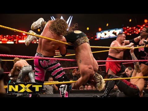 NXT Championship No. 1 Contender's Battle Royal: WWE NXT, October 14, 2015