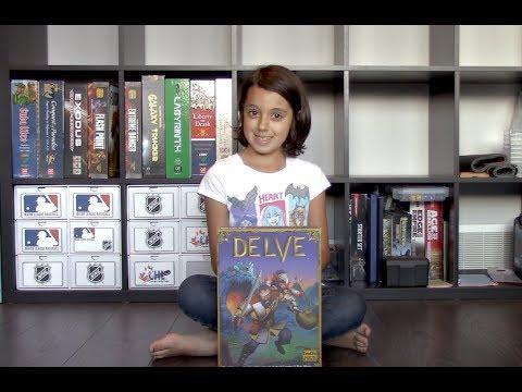 The Cardboard Kid - 022: Delve