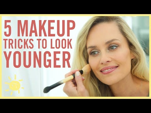STYLE & BEAUTY | 5 Makeup Tricks To Look Younger