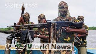 Pirates are Running Wild off West Africa's Coast   System Error