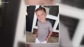 New playground will remember Cannon Hinnant, 5-year-old boy shot in Wilson, NC