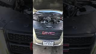GMC Terrain Fuel rail sensor & crank shaft position sensor location