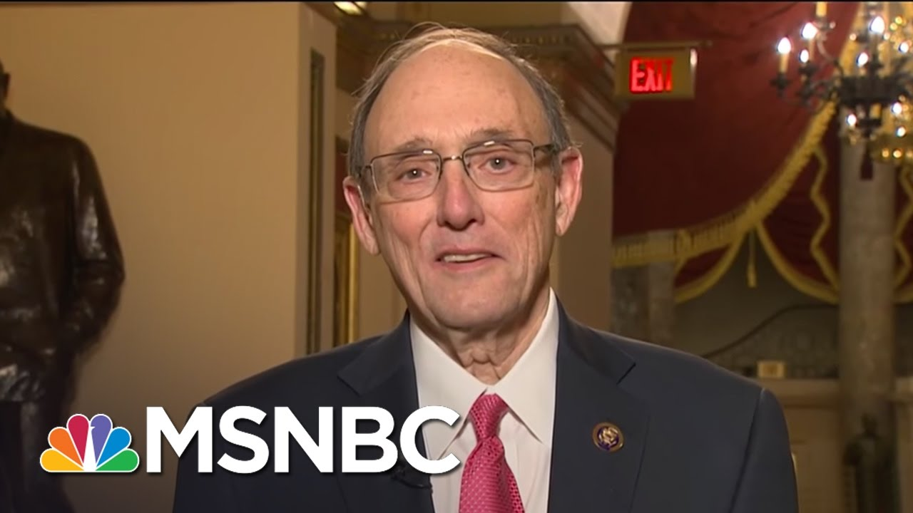 Rep. Phil Roe Of House GOP Doctors Caucus On His Defense Of AHCA | Morning Joe | MSNBC thumbnail