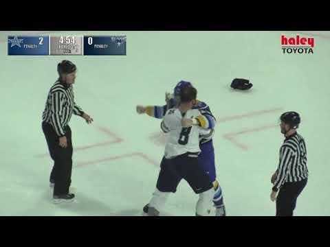 Cody Dion vs. Ryan Devine