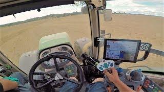 GoPro/driver view - Fendt 936 Vario 415HP + Lemken Smaragd 9