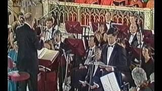 Mala entrada en una orquesta (misa en si menor de Bach)